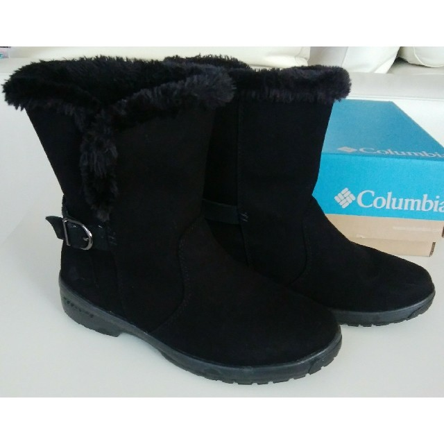 Columbia(コロンビア)のムートンブーツ コロンビア 23㎝ ☆美品☆ レディースの靴/シューズ(ブーツ)の商品写真