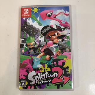 Nintendo Switch - スプラトゥーン2  (スイッチ)