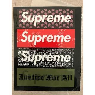 Supreme - Supreme boxlogo ステッカー