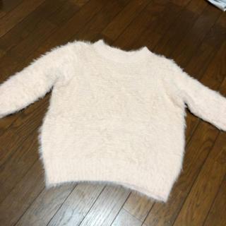 ショコラフィネローブ(chocol raffine robe)のニット(ニット/セーター)