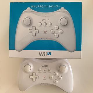 Wii U - wiiU PROコントローラ