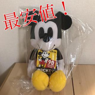 ミッキーマウス - ミッキー 90th Anniversary スペシャルコレクション ぬいぐるみ
