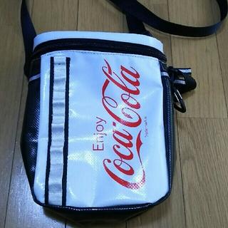 コカコーラ(コカ・コーラ)のコカ・コーラメーカーカバン(ショルダーバッグ)