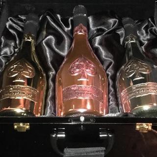 アルマンドバジ(Armand Basi)のアルマンド アタッシュケース 三本セット(シャンパン/スパークリングワイン)