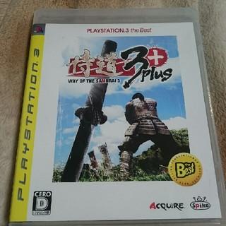 プレイステーション3(PlayStation3)の侍道3 plus (家庭用ゲームソフト)