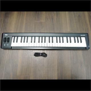 コルグ(KORG)のKORG MICROKEY2 49 MIDIキーボード 美品(キーボード/シンセサイザー)
