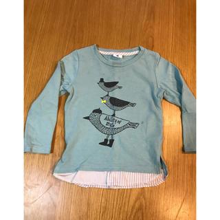 アカチャンホンポ(アカチャンホンポ)のアカチャンホンポ カットソー 100 鳥 (Tシャツ/カットソー)