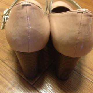 LazySwan パンプス (24.5) レディースの靴/シューズ(ハイヒール/パンプス)の
