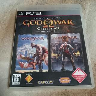 プレイステーション3(PlayStation3)のゴッドオブウォーコレクション HDリマスター版(家庭用ゲームソフト)