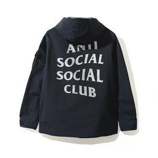 アンチ(ANTI)のassc navy seals jacket(ナイロンジャケット)
