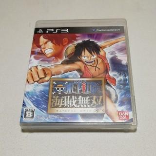 プレイステーション3(PlayStation3)のPS3 ワンピース海賊無双(家庭用ゲームソフト)