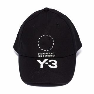 ワイスリー(Y-3)のY3 キャップ(キャップ)