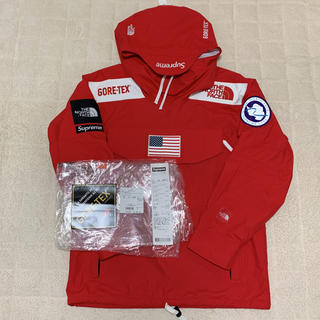 Supreme - 国内正規 Supreme TNF Antarctica Red サイズS