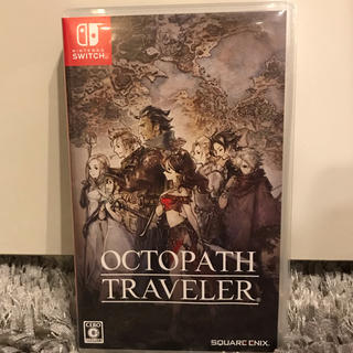 Nintendo Switch - オクトパストラベラー OCTOPATH TRAVELER
