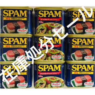 SPAM  / スパム 【うす塩・減塩】