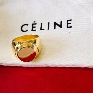セリーヌ(celine)のceline「セリーヌ」リング(リング(指輪))