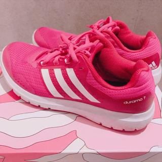 アディダス(adidas)のadidas♥ピンクスニーカー(スニーカー)