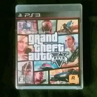 プレイステーション3(PlayStation3)のグランド・セフト・オート5 - Grand Theft Auto V(家庭用ゲームソフト)