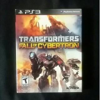 プレイステーション3(PlayStation3)のTransformers:Fall of Cybertron(北米版)(家庭用ゲームソフト)