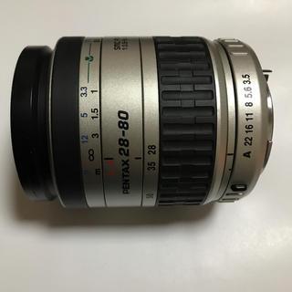 ペンタックス(PENTAX)のSMC PENTAX-FA 1:3.5-5.6  28-80mm 美品(レンズ(ズーム))