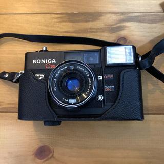 コニカミノルタ(KONICA MINOLTA)のコニカC35 EF(フィルムカメラ)