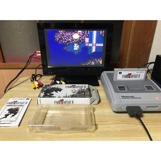 スーパーファミコン(スーパーファミコン)のスーパーファミコンのソフト4本セット(家庭用ゲームソフト)