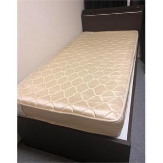 ベッド シングルベッド マットレス(シングルベッド)