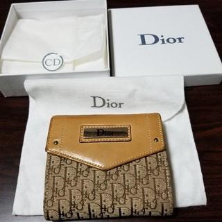 クリスチャンディオール(Christian Dior)のDior折財布(折り財布)