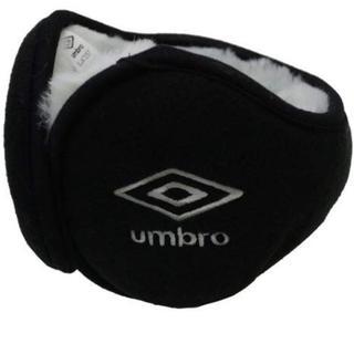 アンブロ(UMBRO)の【美品】UMBRO EAR WARMER UJA7257 イヤーマフラー 耳あて(イヤマフラー)