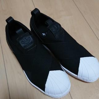 アディダス(adidas)の新品 アディダス スリッポン(スニーカー)