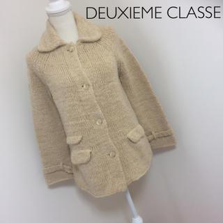 ドゥーズィエムクラス(DEUXIEME CLASSE)のドゥーズィエムクラス  ニット コート カーディガン(ニットコート)
