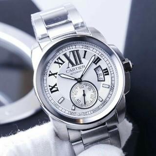 Cartier - カルティエ カリブル ドゥ カルティエ W7100013 メンズ 自動巻き