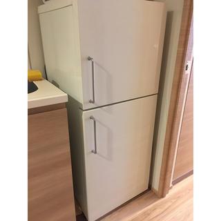 ムジルシリョウヒン(MUJI (無印良品))の【無印良品】冷蔵庫、電子レンジ付き(冷蔵庫)