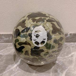 A BATHING APE - サッカーボール 2014 A BATHING APE ア ベイジング エイプ