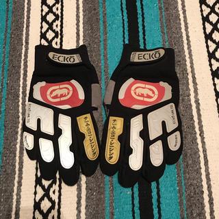 エコーアンリミテッド(ECKŌ UNLTD(ECKO UNLTD))の90's エコーレーシング グローブ(手袋)