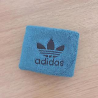 アディダス(adidas)のadidasリストバンド(バングル/リストバンド)
