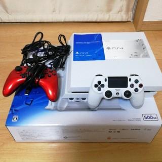 PlayStation4 - 【美品】PS4 本体 ホリコントローラー付