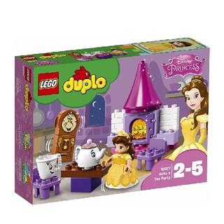 Lego - レゴ(LEGO) デュプロ ベルのティーパーティ