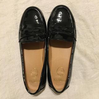 ハルタ(HARUTA)のハルタ エナメルローファー(ローファー/革靴)