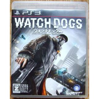 PlayStation3 - PS3 ウォッチドッグス