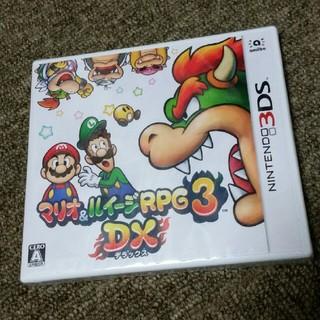 ニンテンドー3DS - マリオ&ルイージRPG3 DX