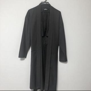 ハレ(HARE)の羽織り ロングコート(ノーカラージャケット)