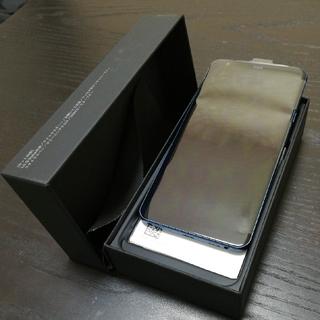 エルジーエレクトロニクス(LG Electronics)の【未使用】LG Q stylus(LM-Q710XM) simフリー ※期間限定(スマートフォン本体)