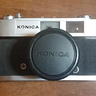 コニカミノルタ(KONICA MINOLTA)の【中古カメラ】KONICA auto s1,6(フィルムカメラ)
