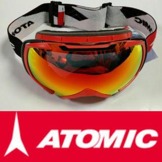 ✨半額以下!新品・送料込 ATOMIC ゴーグル スペアレンズ付スキー スノボ