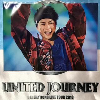 GENERATIONS - UNITED JOURNEY ポストカード 白濱亜嵐