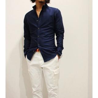 ジュンハシモト(junhashimoto)の定価24840円 ジュンハシモト BDオックスフォードドレスシャツ AKMwjk(シャツ)