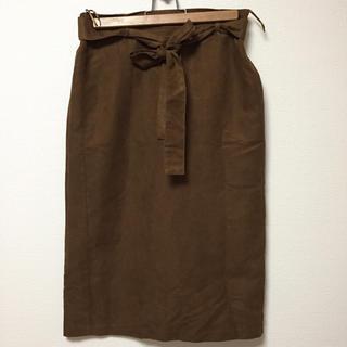 GU - 最終値下げ!GUのミモレ丈スカート