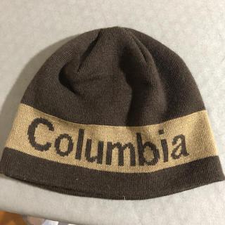 コロンビア(Columbia)のコロンビア ニット帽 made in japan(ニット帽/ビーニー)