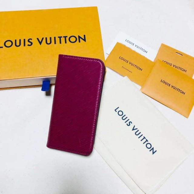 LOUIS VUITTON - 早い者勝ち‼︎ 超美品★LOUIS VUITTON IPHONE Xエピケースの通販 by お買い得shop♡夜空にバナナ|ルイヴィトンならラクマ